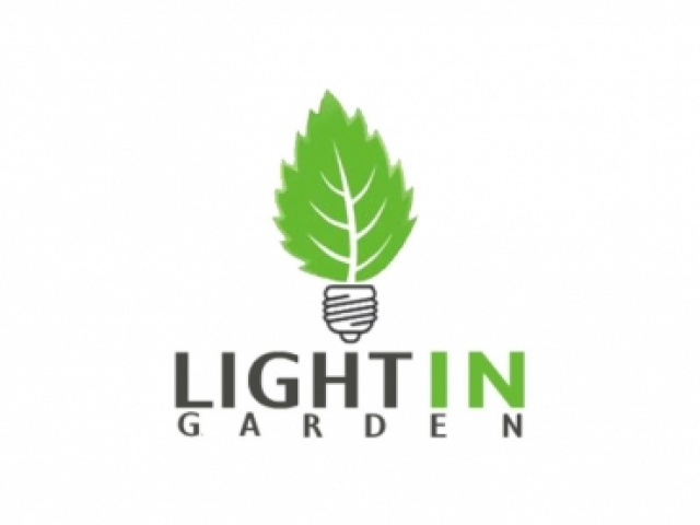 Ligth in Garden
